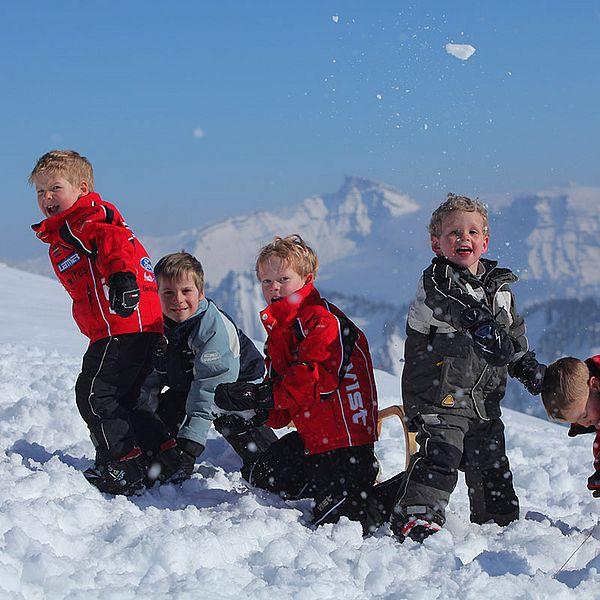 Familienerlebnisse Winter