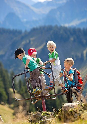 Family adventures summer