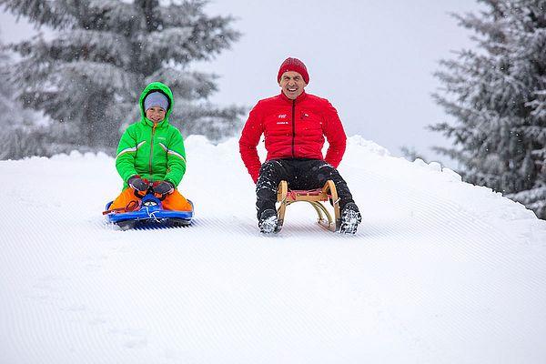 Further winter activities