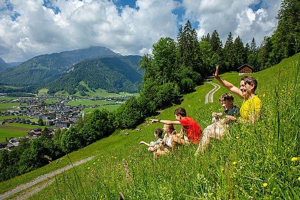 Summer in the Bregenzerwald